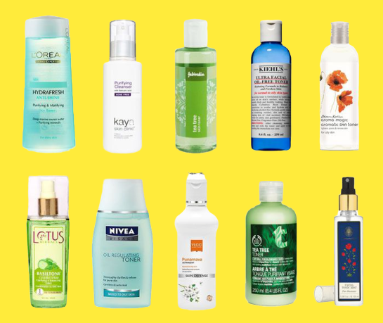 Toners for Acne-Prone Skin