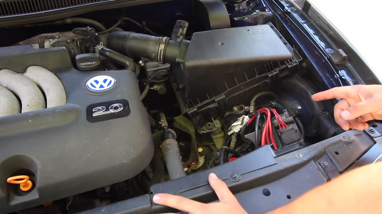 How to Install Cold Air Intake