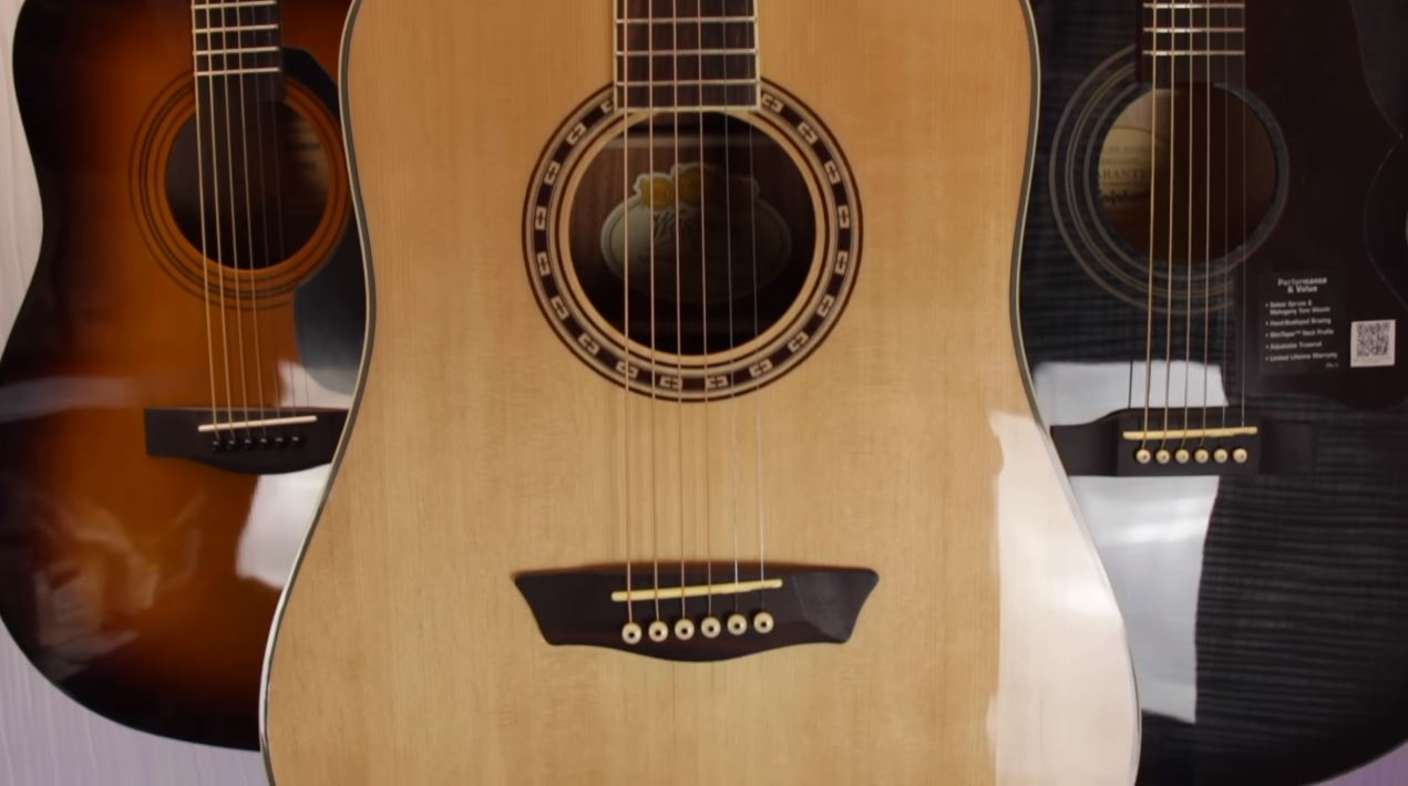 Best Budget Acoustic Guitars Under $200