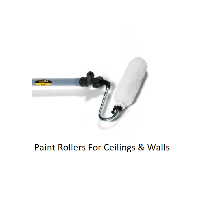 Paint Rollers For Ceilings & Walls
