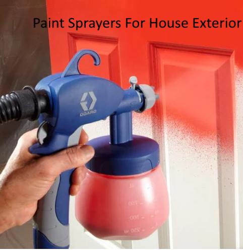 Paint Sprayers For House Exterior