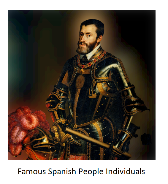 Famous Spanish People Individuals