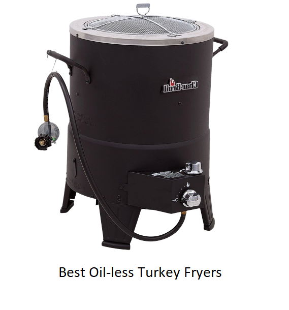 Best Oil-less Turkey Fryers