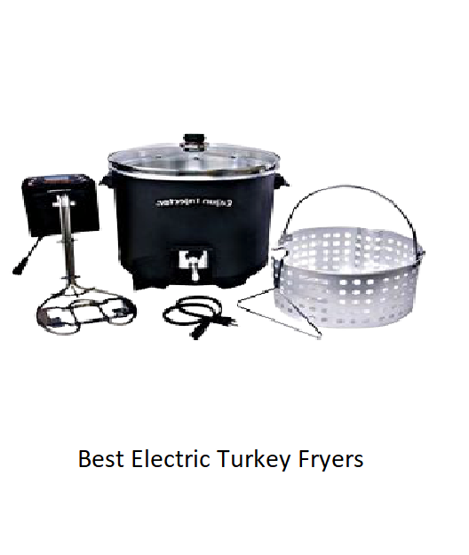 Best Electric Turkey Fryers